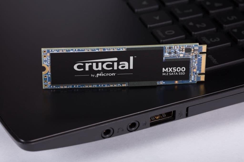 Nueva competencia Crucial MX500 Disco Duro solido Interno de 500GB