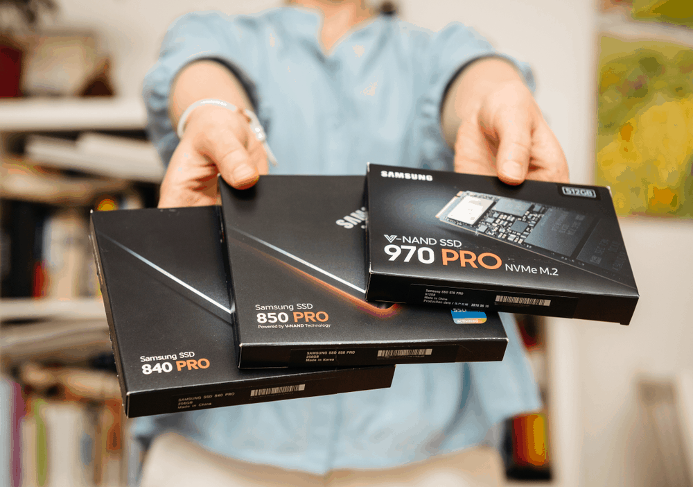 Review Samsung 970 Pro-Disco M2 de 512GB